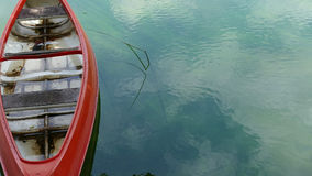 Rode rivierkano Stock Afbeeldingen