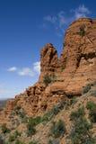 Rode Rotsen van Sedona stock foto