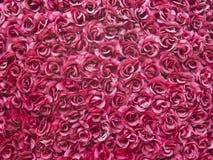 Rode rozenachtergrond Royalty-vrije Stock Afbeeldingen