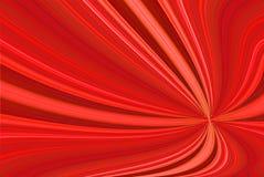 Rode Samenvatting stock illustratie
