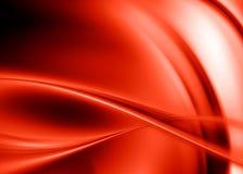 Rode samenvatting Royalty-vrije Stock Afbeeldingen