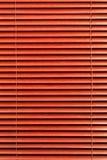 Rode schaduwverticaal Royalty-vrije Stock Afbeelding