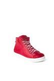 Rode schoen Royalty-vrije Stock Foto's