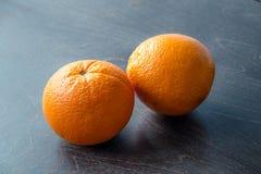Rode sinaasappelen Stock Fotografie