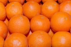 Rode sinaasappelen Portugal Royalty-vrije Stock Afbeeldingen
