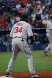 Rode Sox Stock Fotografie