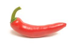 Rode Spaanse peper Stock Fotografie