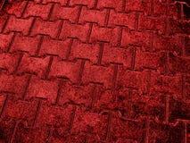 Rode steentextuur Royalty-vrije Stock Fotografie