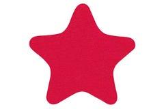 Rode Ster stock fotografie