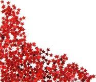 Rode Sterren Stock Foto's