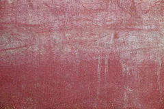Rode stoffentextuur een vlekachtergrond Stock Afbeelding