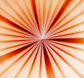 Rode strepen Stock Afbeelding