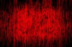 Rode stroken grunge achtergrond Royalty-vrije Stock Fotografie