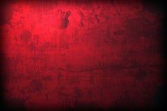 Rode textuur Royalty-vrije Stock Afbeeldingen
