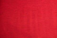 Rode textuur Stock Foto