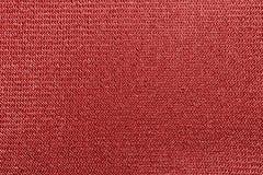 Rode textuur in grote lijnen Stock Foto