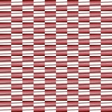 Rode textuur. Vector naadloze achtergrond Royalty-vrije Stock Foto's