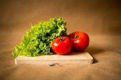 Rode tomaat Stock Fotografie