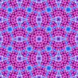 Rode violette en blauwe kleur Royalty-vrije Stock Fotografie