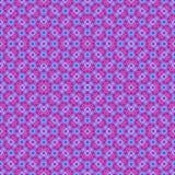 Rode violette en blauwe kleur Royalty-vrije Stock Foto