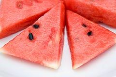 Rode watermeloen Royalty-vrije Stock Afbeeldingen