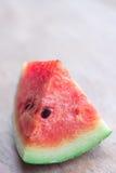 Rode watermeloenplakken Royalty-vrije Stock Afbeeldingen