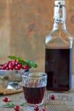 Rode wijn Stock Afbeeldingen