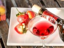 Rode wijn Stock Foto's
