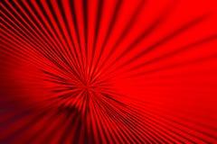 Rode & Zwarte Gezoemlijnen Royalty-vrije Stock Afbeelding