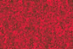 Rode zwarte korrelige abstracte achtergrond Royalty-vrije Stock Afbeelding