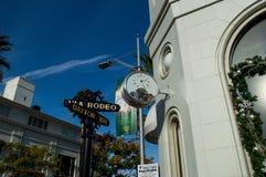 Rodeio Beverly Hills Imagem de Stock Royalty Free