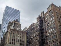 Środek miasta, Miasto Nowy Jork Obrazy Stock