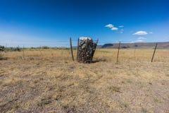 Środek nigdzie, Oregon wersja Fotografia Stock