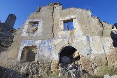 Roden démoli par village Photographie stock libre de droits