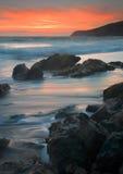 Rodeo Beach, San Francisco California Royalty Free Stock Photo