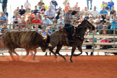 At the rodeo Royalty Free Stock Images