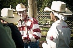 Rodeo and cowboys Stock Photos