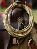 rodeo de la cuerda Foto de archivo libre de regalías