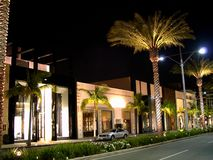 Rodeo dr Royalty Free Stock Image