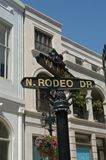 rodeo drive Obraz Royalty Free