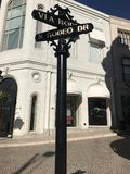 Rodeo Drive Image stock