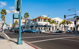 Rodeo Drive Beverly Hills 1 Stock Images