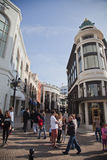 Rodeo Drive, Beverly Hills, United States Stock Photography