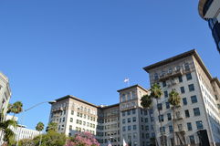 Rodeo Drive in Los Angels. The image of Los Angels, USA Royalty Free Stock Photos