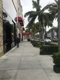 Rodeo drive Stock Image