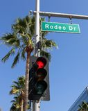 Rodeo Drive Royalty Free Stock Images