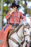 Rodeo för 2018 FAWE Royaltyfri Fotografi