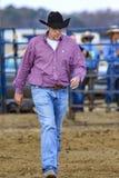 Rodeo för 2018 FAWE Royaltyfria Foton