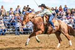 Rodeo för 2018 FAWE Royaltyfri Bild