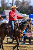 Rodeo för 2018 FAWE Arkivfoto